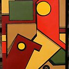Abstract Moments by Donna Martin