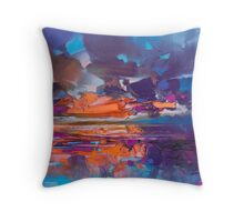 Compression Throw Pillow