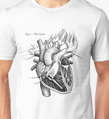 The Heart Unisex T-Shirt