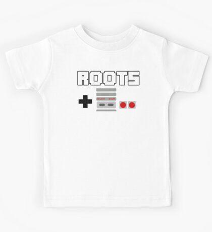 NES Roots Kids Tee