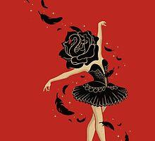 Black Swan by buko