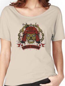 Great Khans Women's Relaxed Fit T-Shirt