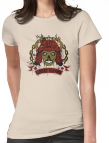 Great Khans Womens Fitted T-Shirt