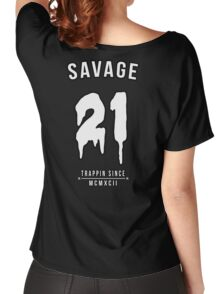 21 Savage Women's Relaxed Fit T-Shirt