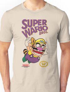 Super Wario Bros Unisex T-Shirt