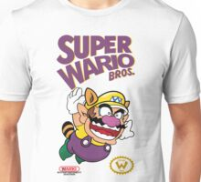 Super Wario Bros Unisex T-Shirt