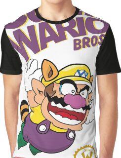 Super Wario Bros Graphic T-Shirt