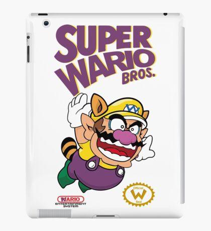 Super Wario Bros iPad Case/Skin
