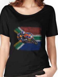 Brad Binder world champion 2016 Women's Relaxed Fit T-Shirt