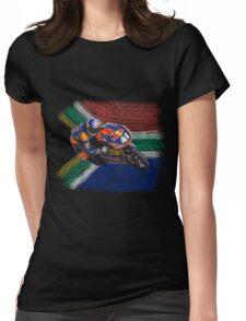 Brad Binder world champion 2016 Womens Fitted T-Shirt