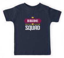 Bride Squad Kids Tee