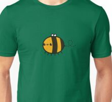 Cute happy bee Unisex T-Shirt