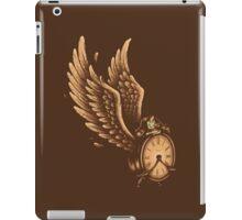 Time Flies iPad Case/Skin
