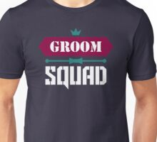 Groom Squad Unisex T-Shirt