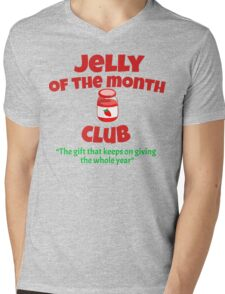 Christmas Vacation - Jelly Of The Month Club  Mens V-Neck T-Shirt