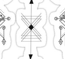 Arrows, indie Sticker