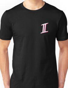 Street Fighter II small logo Unisex T-Shirt
