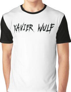 XAVIER WULF Graphic T-Shirt