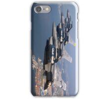 Three Falcons iPhone Case/Skin
