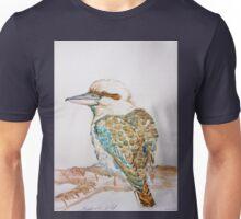 Kookaburra by Liz H Lovell Unisex T-Shirt