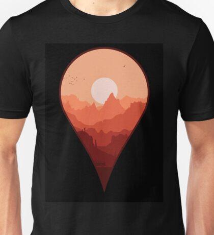 Destination Unknown Unisex T-Shirt