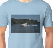 Fast Motorboat Unisex T-Shirt