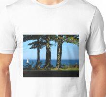 Underway ~ Lake Ontario Unisex T-Shirt