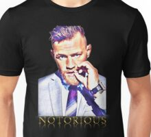 Conor Mcgregor Gold Unisex T-Shirt