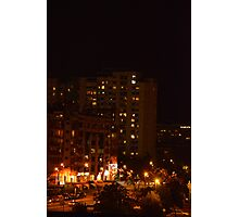 Neighbourhood Lights Photographic Print