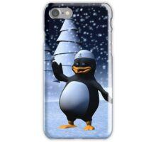 Sailor Penguin iPhone Case/Skin