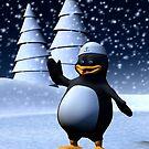 Sailor Penguin by Vac1
