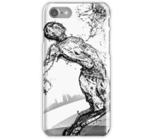 Flying Football iPhone Case/Skin
