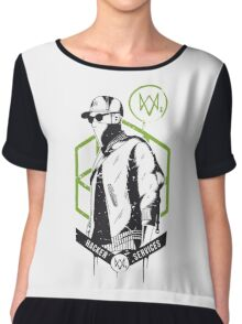 Watch Dogs 2 - Hacker Services Chiffon Top