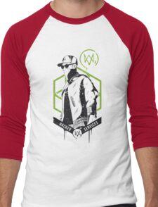 Watch Dogs 2 - Hacker Services Men's Baseball ¾ T-Shirt