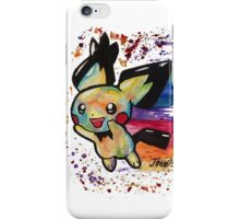 Cute Nyan Pichu Tshirts + More iPhone Case/Skin