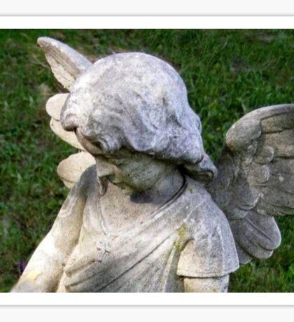 Angel of Faith Sticker