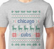 Christmas Chicago Cubs Unisex T-Shirt