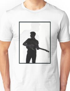 shadow guitar Unisex T-Shirt