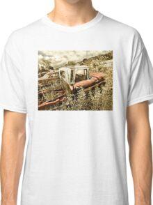 Abandoned Chevy C-10 Pickup Classic T-Shirt