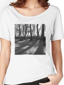 Railway Trees Women's Relaxed Fit T-Shirt