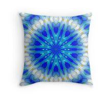 Daylight Blue  Throw Pillow