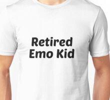 retired emo kid black Unisex T-Shirt