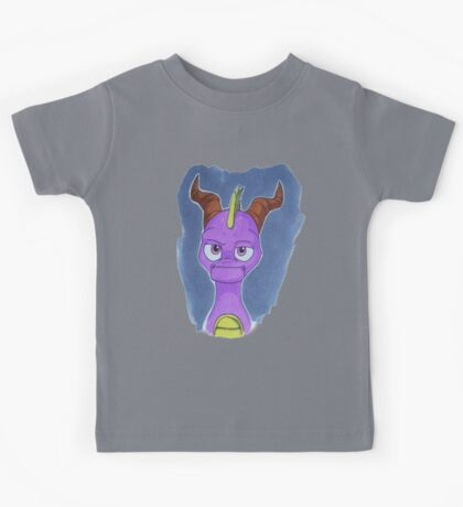Spyro Bust Kids Tee