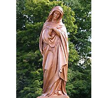 Mary ~ Mother of Jesus Photographic Print