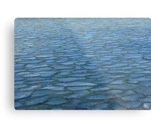River Puzzle Metal Print