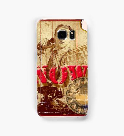Dial Now! Samsung Galaxy Case/Skin