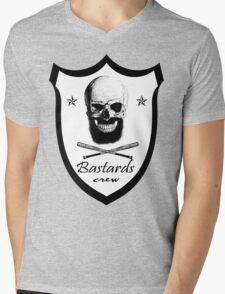 Bastards  Mens V-Neck T-Shirt