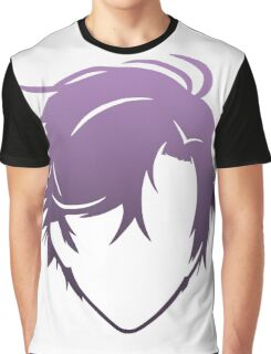 Jumin Han Silhouette - Mystic Messenger Graphic T-Shirt