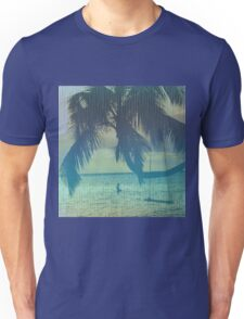 Tropical beach Unisex T-Shirt