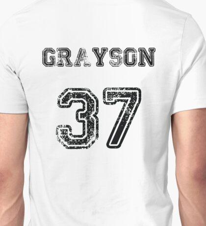 Grayson No. 37 Unisex T-Shirt